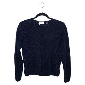 Vintage 90's: Sarah Arizona 𖠌 Crochet Sweater 𖠌